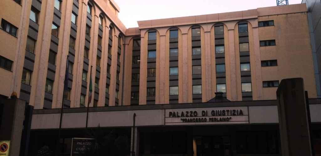 Foto carousel del Tribunale di Catanzaro